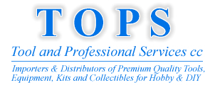T O P S - Tool & Professional Services cc