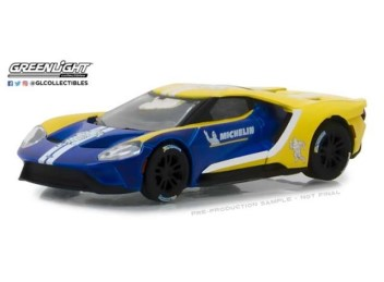 FORD GT  MICHELIN TYRES HOBBY EXCL  2017 1/64 12 P