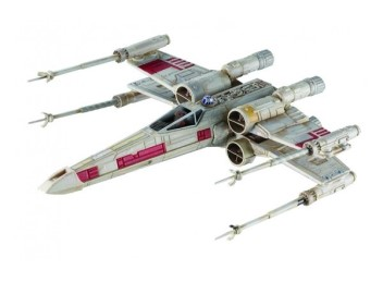 STAR WARS X WING STARFIGHTER RED FIVE