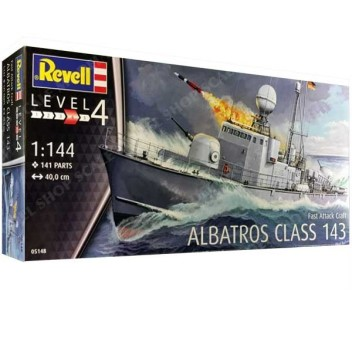 FAST ATTACK CRAFT ALBATROSS 1/144