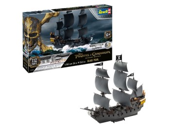 "BLACK PEARL ""PIRATES OF THE CARIBBEAN"" 1/150"