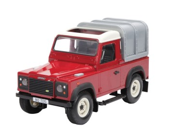 LAND ROVER DEFENDER 1/16