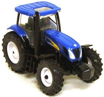 TRACTOR ASSORTMENT MF NEW HOLLAND J DEERE 1/64 12