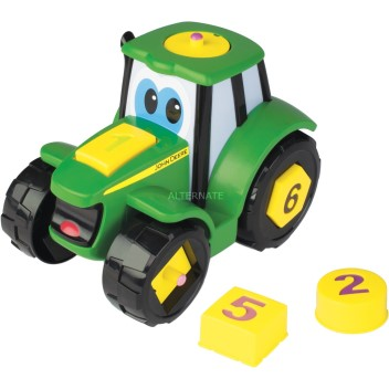 JOHNNY TRACTOR LEARN & POP